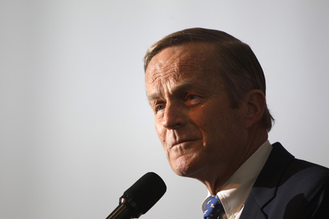 U.S. Rep. Todd Akin, R-Mo., has spoken out several times to dismiss pleas from top Republicans to abandon his campaign.