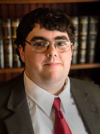 Holbrook is a 2011 UCM alumnus and a member of the Libertarian party. (Photo submitted)