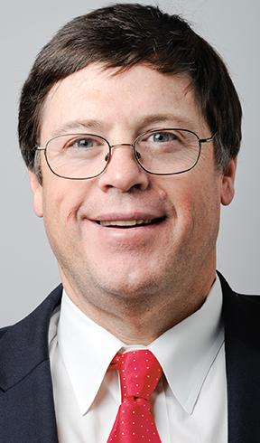 Jim Chaney (Courtesy of Arkansas Athletic Media Relations)