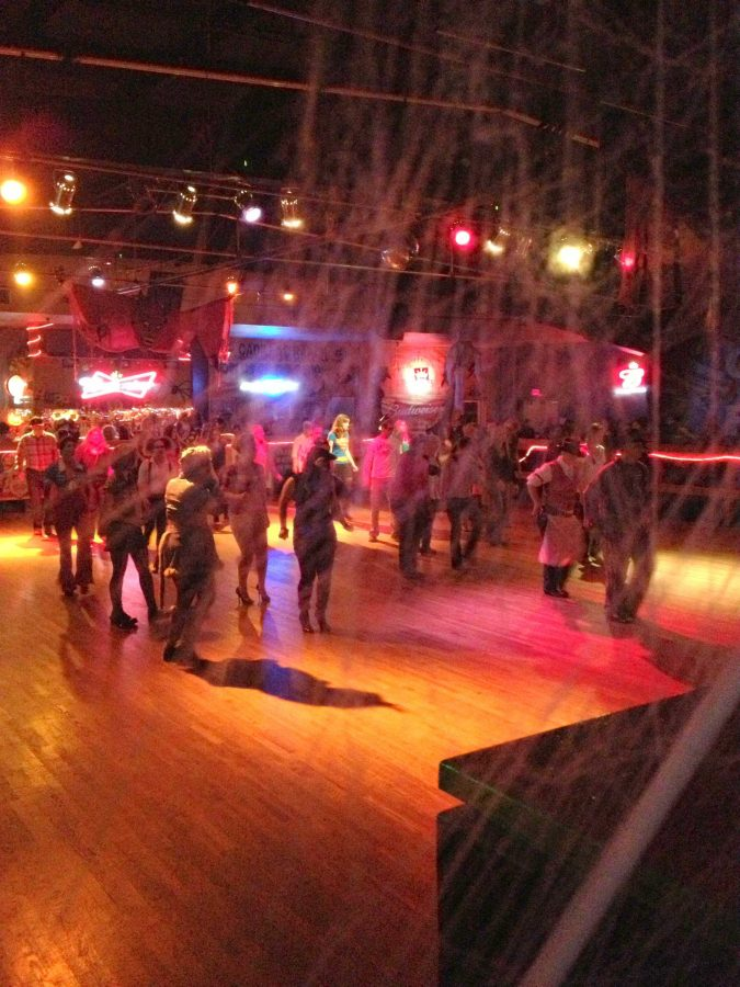 (Photo by Katie Douglas, digitalBURG) The last night open for Cadillac Ranch was its Halloween party. However, the sale of the country dancing club fell through and the bar was recently reopened by its original owners,