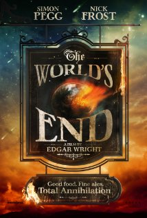 """""""The World's End"""" starring Simon Pegg and Nick Frost hits theaters this weekend."""