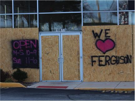 Slideshow%3A+Aftermath+of+Ferguson+riots