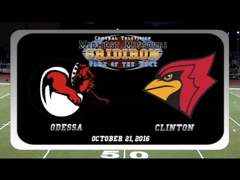 CTV Game of the Week: Odessa at Clinton