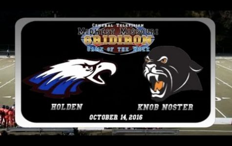 CTV Game of the Week: Holden H.S. vs. Knob Noster H.S.