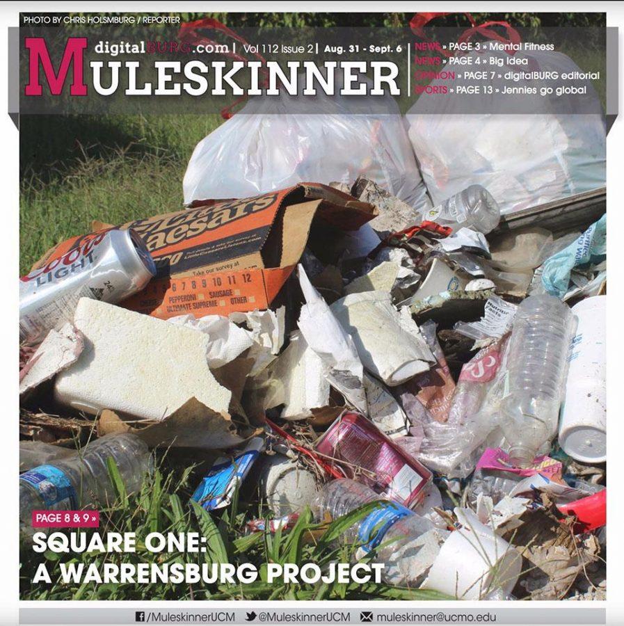 Muleskinner Vol. 112 Issue 2 8.31.17