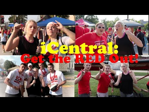 iCentral: Get the Red Out