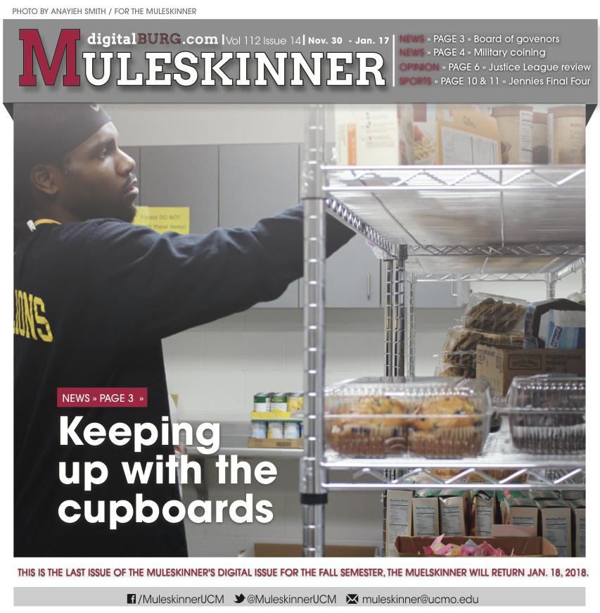Muleskinner Vol. 112, Issue 14