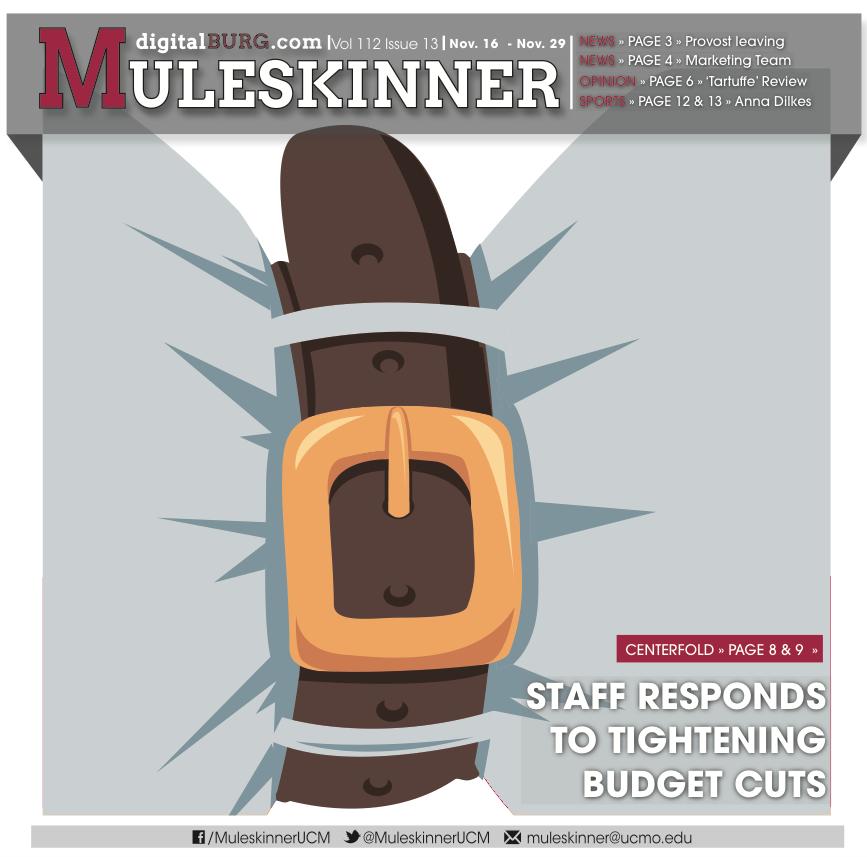 Muleskinner Vol. 112, Issue 13