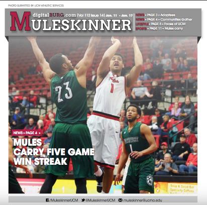 Muleskinner Vol. 112 Issue 15