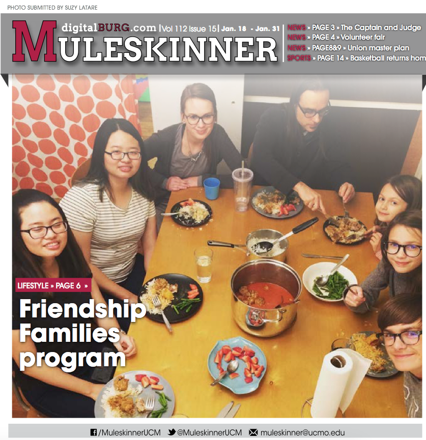 Muleskinner Vol. 112 Issue 16
