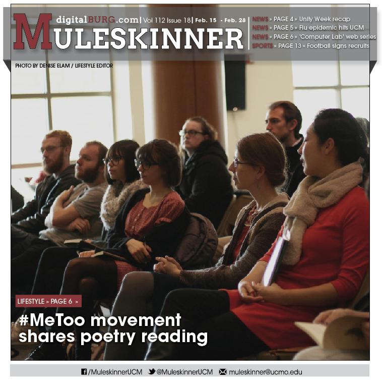 MULESKINNER VOL. 112 ISSUE 18