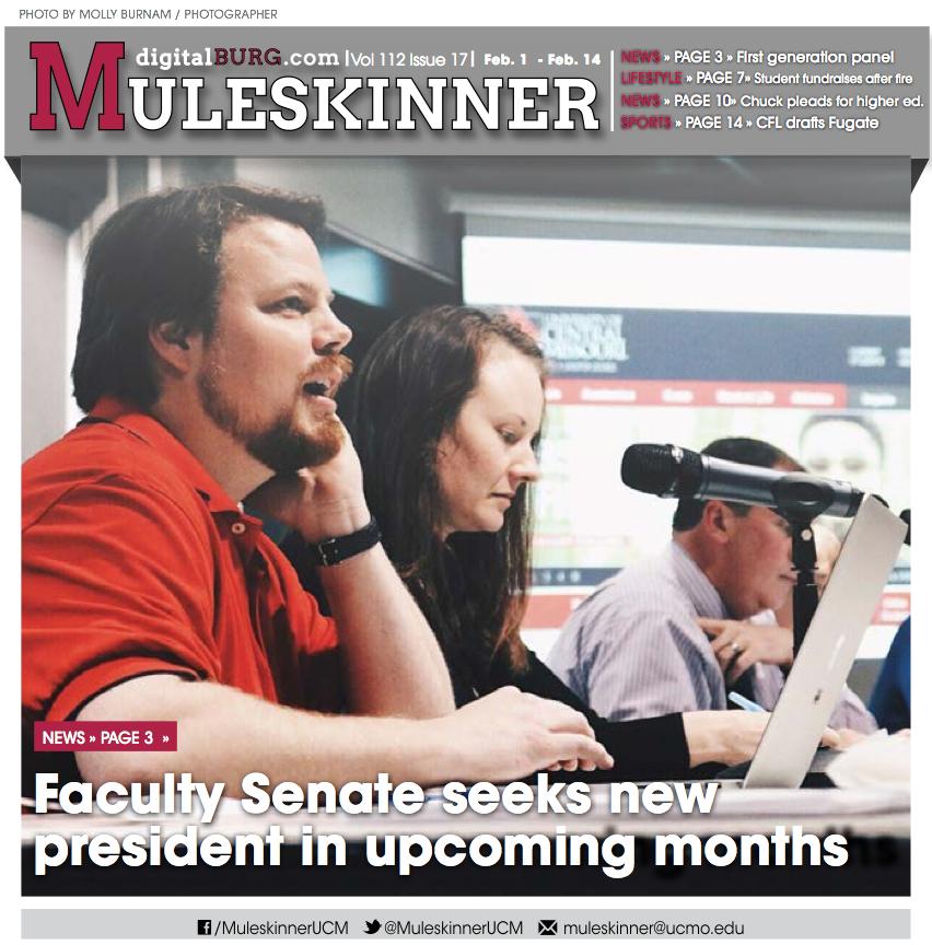 Muleskinner Vol. 112 Issue 17
