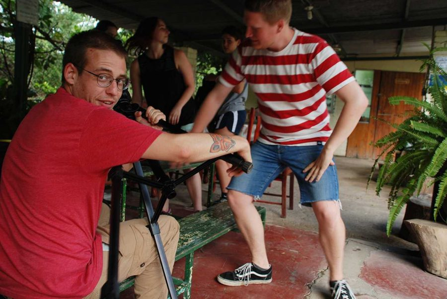 Matt Butler, a 2017 UCM graduate and former digital media production student interned with Actuality Media, a documentary production company, in Nicaragua during the summer to produce