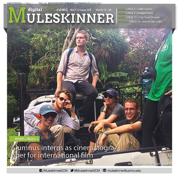 Muleskinner Vol. 112 Issue 20