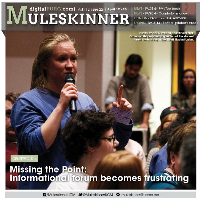 MULESKINNER VOL. 112 ISSUE 22