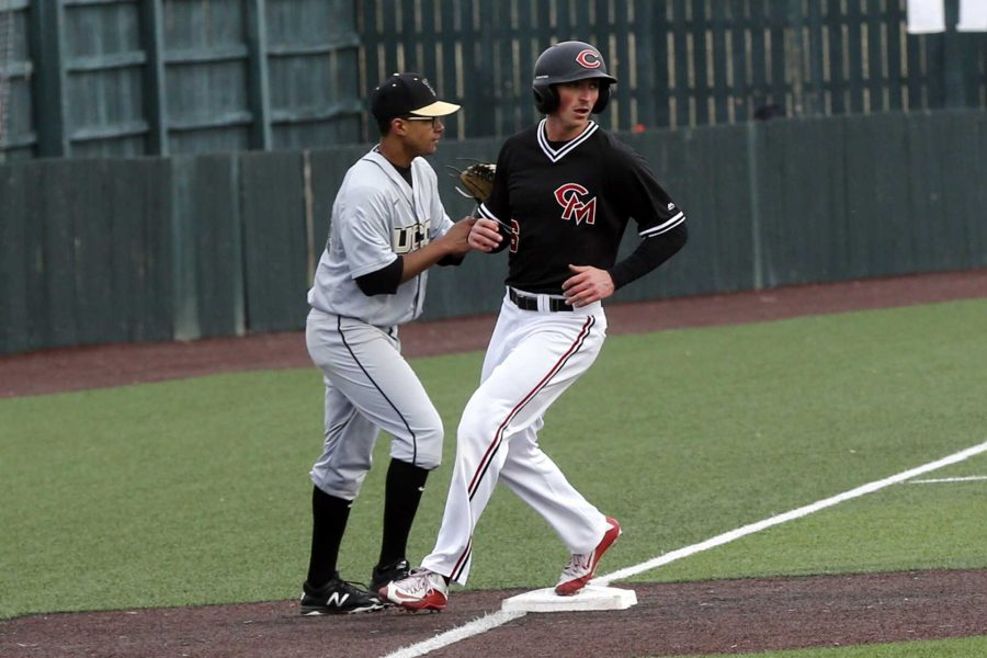 Travis Able has played in three seasons with the Mules, batting over .350 in all of them. This season, Able is hitting .383 with 63 RBIs and a .923 OPS.