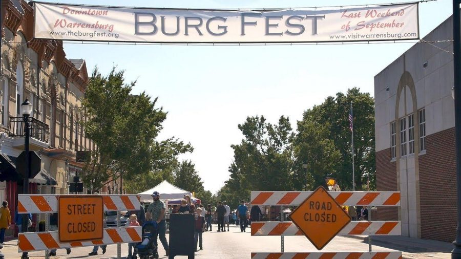 Burgfest+Comes+to+Town