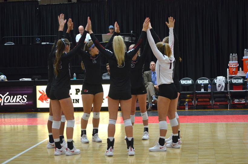 The Jennies conclude their regular season this weekend at home with matchups against Missouri Southern and Southwest Baptist at the Multipurpose Building. (Photo by Erica Oliver/Assistant Photo Editor)