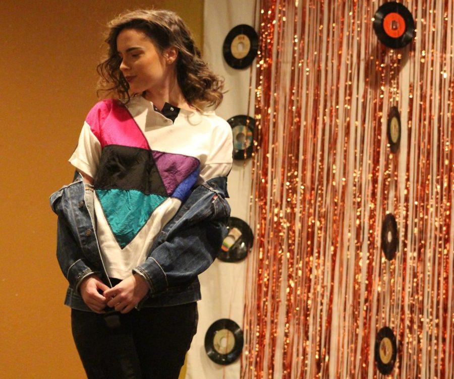 Fashion Business Association hosts vintage fashion show
