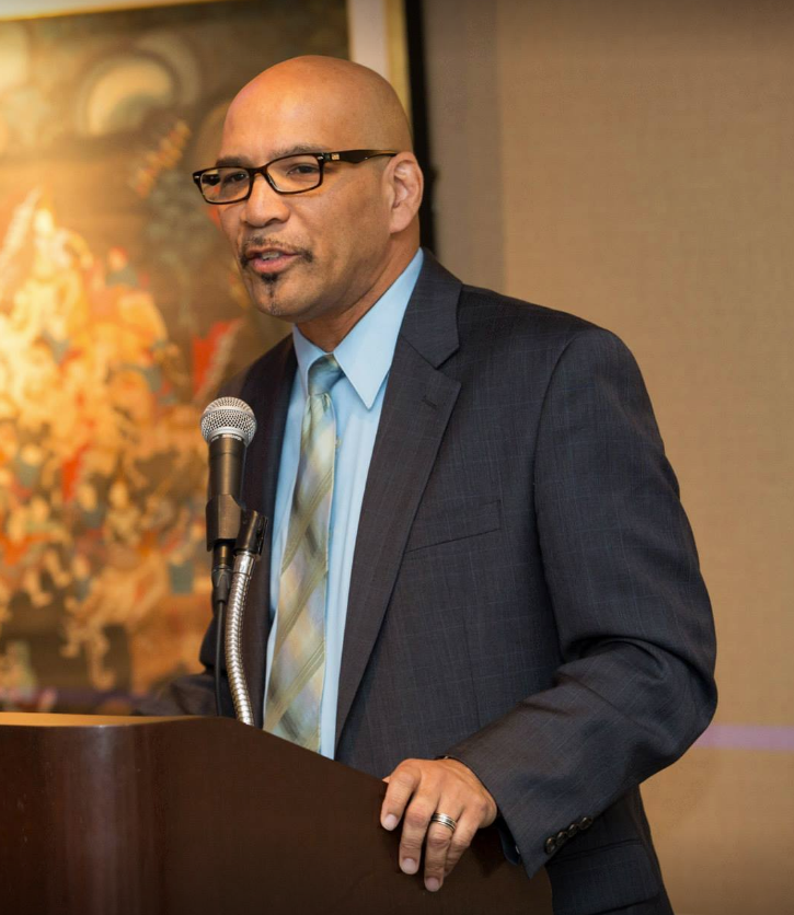 Photo submitted by Robert Page. Robert N. Page is the fourth consecutive alumni member chosen to be the keynote speaker of the Freedom Scholarship Dinner. Page earned bachelor's and master's degrees at UCM in the 1980s and has led many national diversity initiatives.