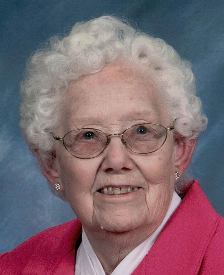 Ida Mae Wayne