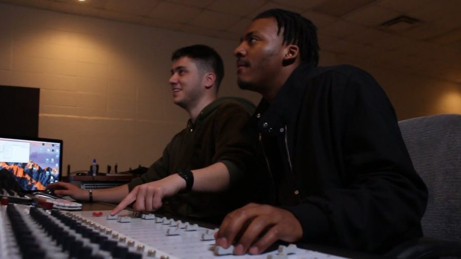 UCM students build their music career