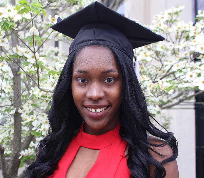 Anaiyeh Smith/Social Media Coordinator