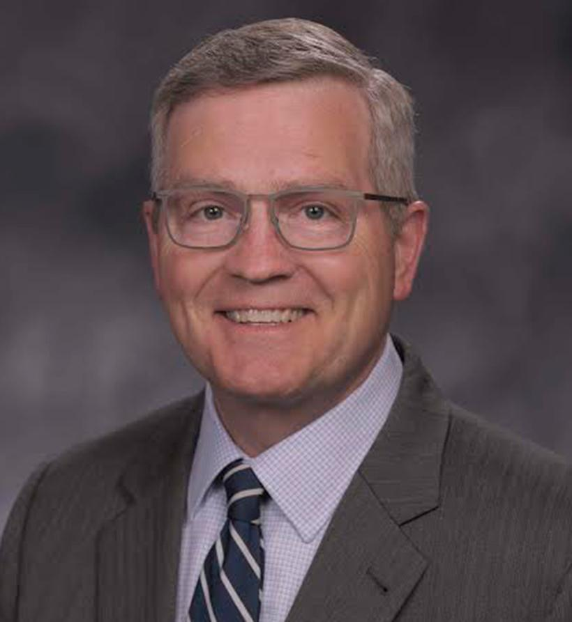 David Pearce, who will begin working as UCM's executive director for governmental relations on Oct. 7. (Photo courtesy of the Office of Integrated Marketing and Communications)