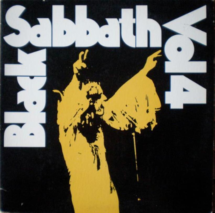 Vol. 4 – Black Sabbath