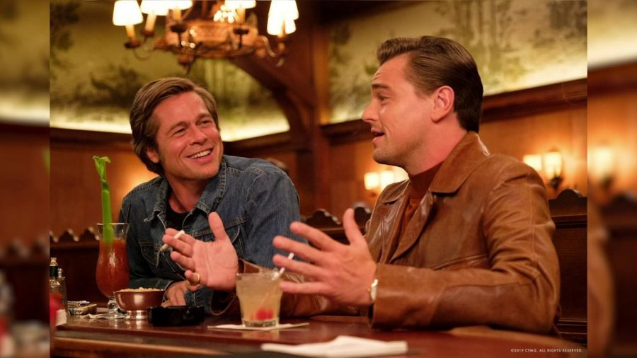 Once Upon a Time in Hollywood–a review