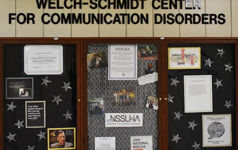 Welch-Schmidt Center for Communication Disorders a Staple at UCM