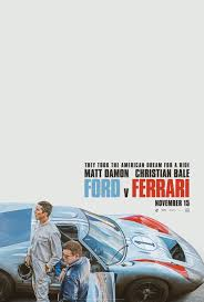 """Ford V Ferrari"" - A Study of Passion"
