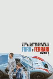 """Ford V Ferrari"" - A Study of Passion"
