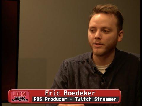 Faces of UCM (Spring 2020-Episode 4): Eric Boedeker
