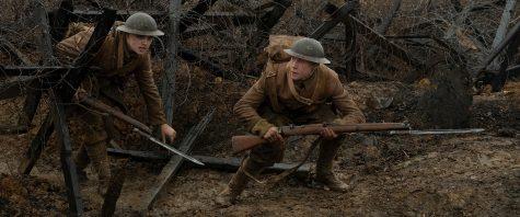1917 — Entertaining and Anti-War