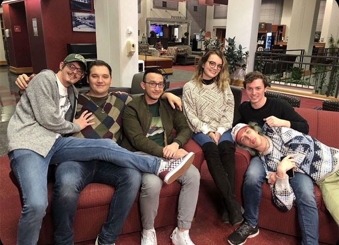UCM podcast brings comedy to current events