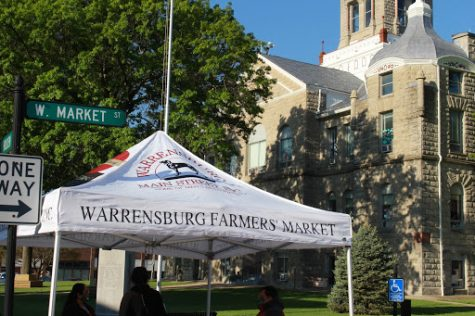 The Warrensburg Farmers' Market — Supporting the community safely