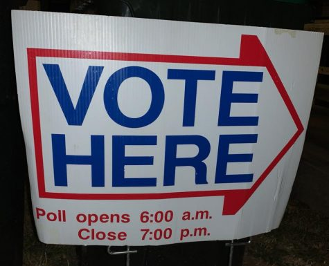 Students Head to Polls on Election Day
