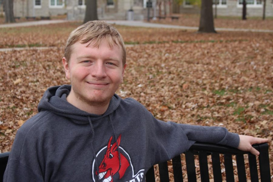 Junior Esports Shoutcaster Cody Bruckerhoff recently won shoutcaster of the year, bringing national attention to UCM.