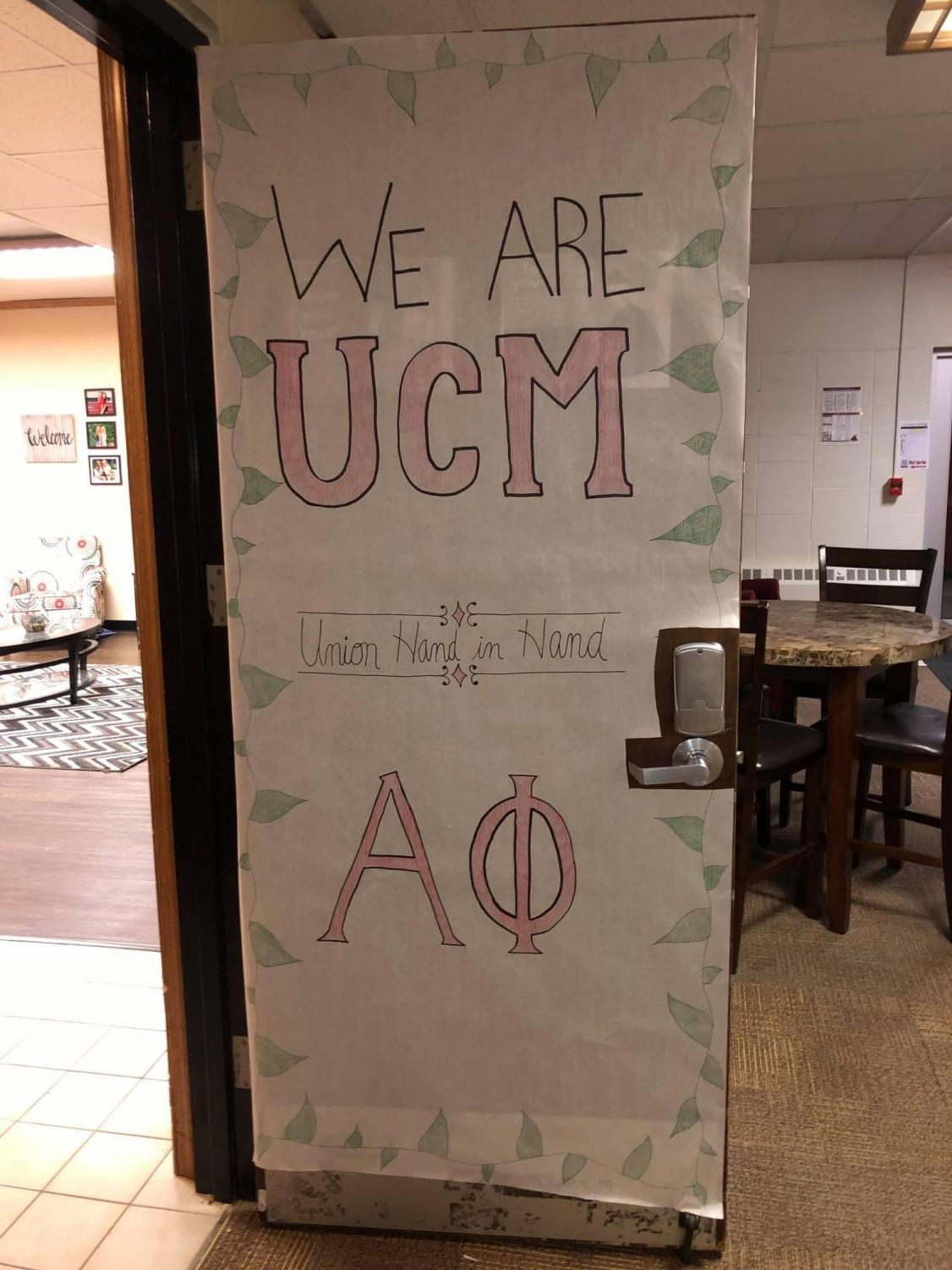 Warrensburg+and+UCM+Celebrate+School+Spirit+through+Door+Decorations