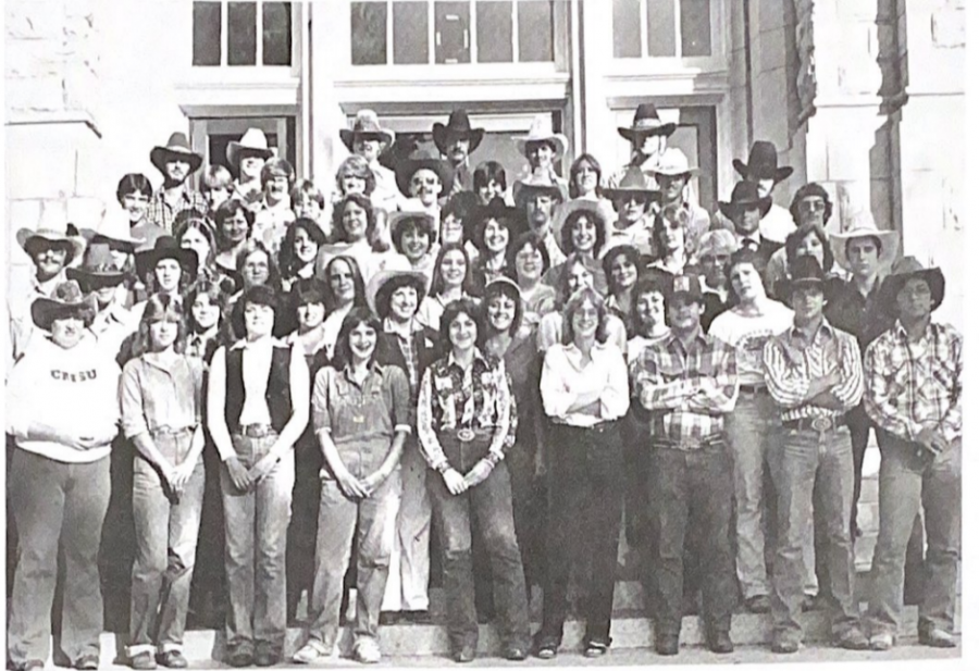 The Central Missouri State University Rodeo Team started in 1980. They hosted an intercollegiate rodeo April 30 to May 2nd 1980.