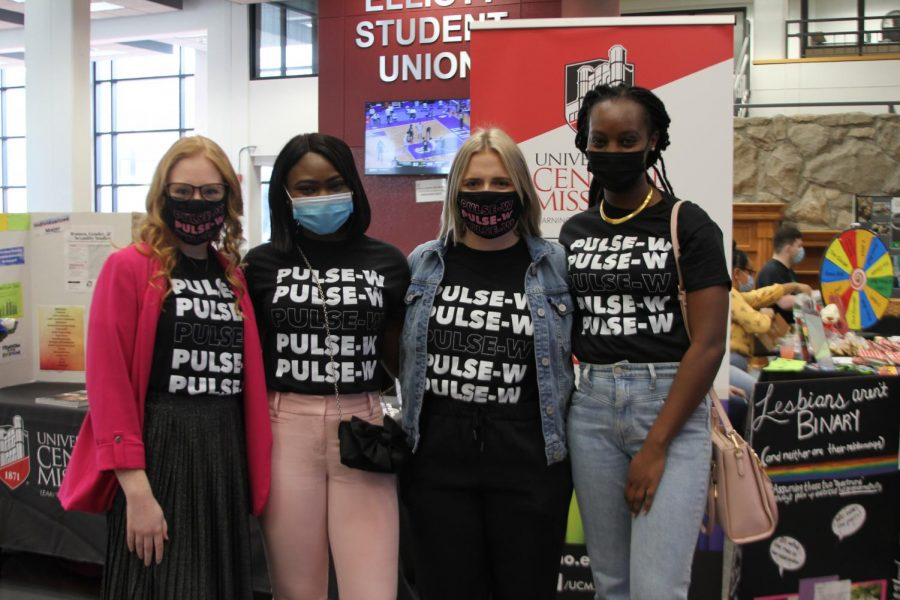 The+Elliott+Student+Union+and+Women%2C+Gender%2C+and+Sexuality+Studies+program+partnered+to+organize+the+2021+PULSE-W+women%27s+summit.+Myah+Duncan+%28center+right%29+was+one+of+the+team+members+who+helped+organize+the+event.+%22Honestly%2C+I+think+it+went+really+well%2C%22+Duncan+said.+%22All+the+presenters+were+able+to+show+up%2C+and+the+ending+with+the+poetry+was+exceptional.+I+learned+so+much+today%2C+and+I+think+our+community+learned+a+lot.%22