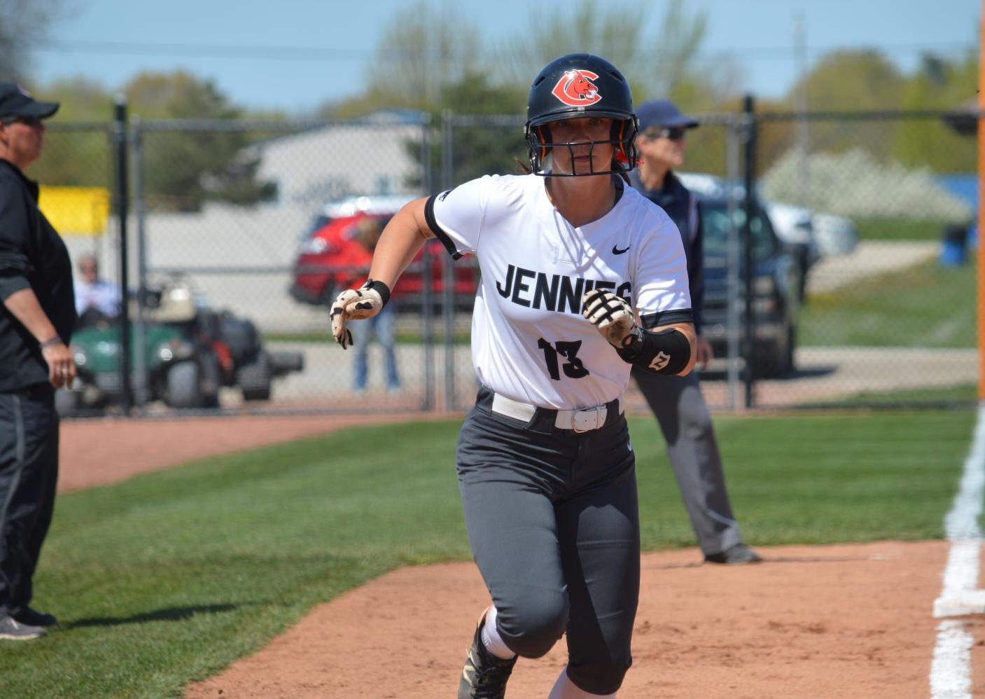 Jennies%E2%80%99+Softball+Wins+Double+Header+Against+Fort+Hays+Lady+Tigers
