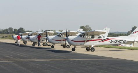 Skyhaven Airport is an educational and community-use facility for the Warrensburg area.