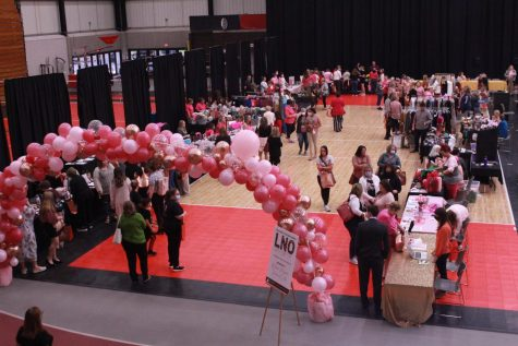 Ladies Night Out hosts their 9th Annual event to educate women on the importance of getting a mammogram.