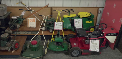 September 26, 2021 the Johnson County Historical Society hosted the first annual lawnmower parade to celebrate the invention of the first rotary and zero turn lawnmowers in Warrensburg, Missouri.