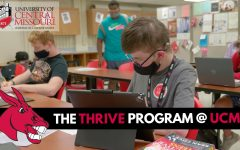 THRIVE Program Students Share Their Experiences at UCM